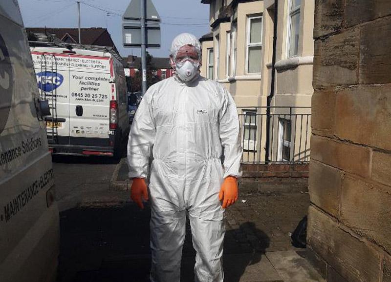 Professional Deep Cleaning Coronavirus